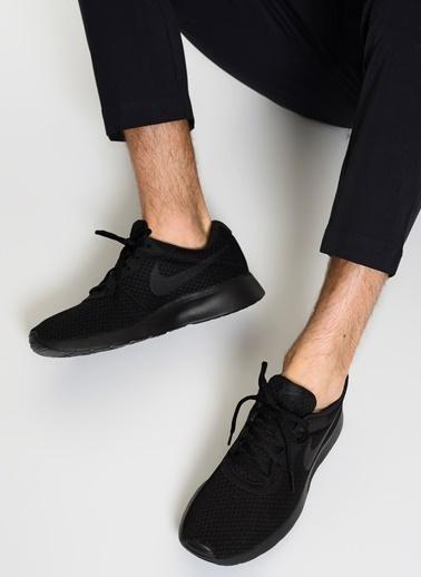 Nike Erkek Siyah Sneakers 812654 - 001 Tanjun Siyah